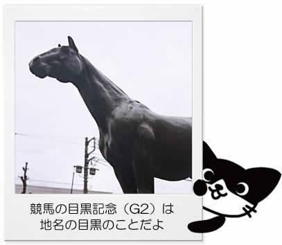 がん治郎ポラロイド 目黒競馬場.jpg